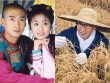 Hết thời, sao Hoàn Châu cách cách về quê trồng lúa mưu sinh