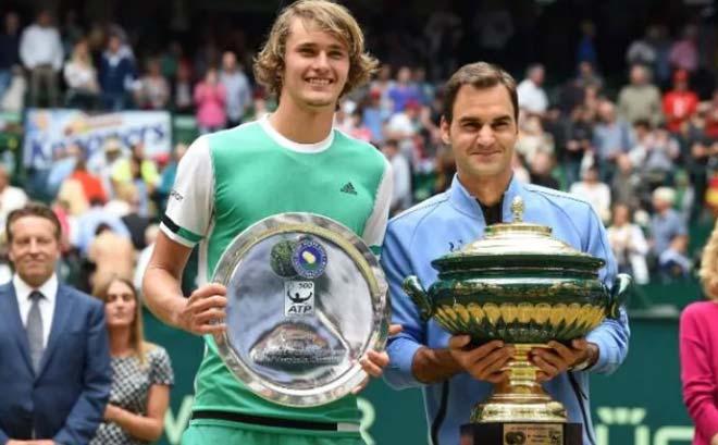 """""""Ông già"""" Federer tung hoành tới Wimbledon: Đi ngược """"hiệu ứng kỳ ảo"""" - 1"""
