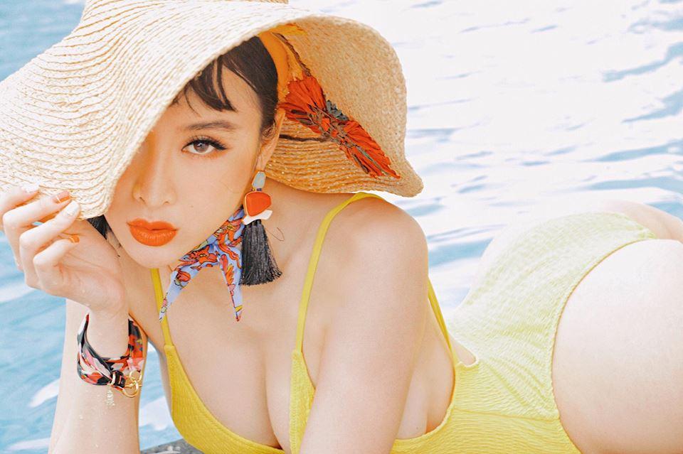 3 bộ bikini làm dân tình dậy sóng của kiều nữ Việt gần đây