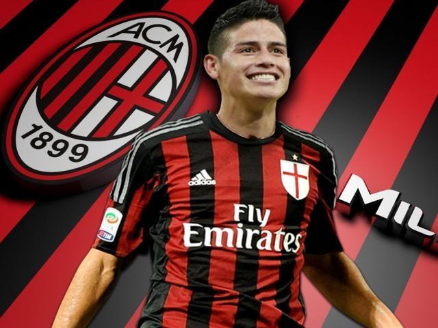 """Chuyển nhượng MU 26/6: Milan """"hớt tay trên"""" vụ James"""