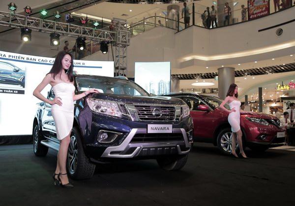 Nissan Navara bản đặc biệt vừa ra mắt có gì mới? - 1