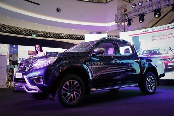 Nissan Navara bản đặc biệt vừa ra mắt có gì mới? - 4