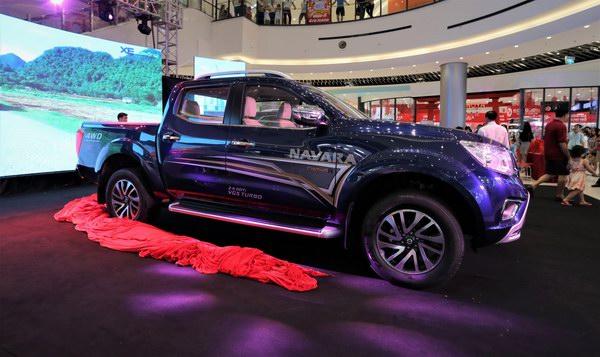 Nissan Navara bản đặc biệt vừa ra mắt có gì mới? - 5