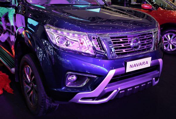 Nissan Navara bản đặc biệt vừa ra mắt có gì mới? - 6