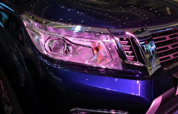 Nissan Navara bản đặc biệt vừa ra mắt có gì mới? - 7