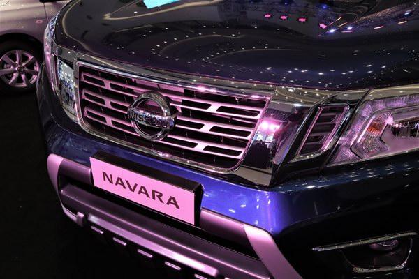 Nissan Navara bản đặc biệt vừa ra mắt có gì mới? - 9