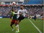 """Bóng đá - Đức - Cameroon: """"Mưa bàn thắng"""" và sai lầm khó tin"""