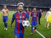 Bóng đá - Messi đá tiền vệ ở Barca: Sáng kiến hay tối kiến?