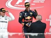 """Xếp hạng đua xe F1 - BXH đua xe F1 - Azerbaijan GP: """"Kền kền"""" trừng phạt ngôi sao"""