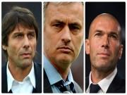 """Conte, Zidane xuất sắc nhất thế giới: Núp bóng  """" di sản """"  Mourinho"""