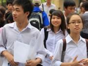 Hà Nội công bố điểm chuẩn vào lớp 10 THPT chuyên