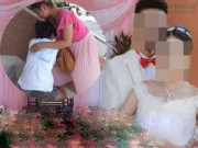 Bạn trẻ - Cuộc sống - Đám cưới đổ bể, cô dâu ngất xỉu vì lý do không ngờ