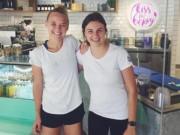 Cô gái trẻ bỏ đại học danh tiếng để đi bán kem