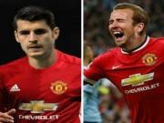 """Bóng đá - MU mua Kane - Morata: Mourinho xây """"song kiếm"""" 4600 tỷ đồng"""