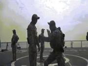 Xem đặc nhiệm SEAL Hàn Quốc phô diễn tuyệt kỹ  múa dao