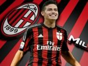 """Chuyển nhượng MU 26/6: Milan  """" hớt tay trên """"  vụ James"""