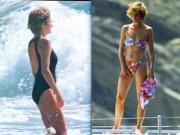 """Thời trang - Không ngờ công nương Diana từng mặc bikini """"chất chơi"""" đến vậy"""