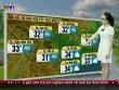 Dự báo thời tiết VTV 26/6: Bắc Bộ mưa dông, Trung Bộ nắng nóng diện rộng