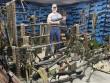 Người đàn ông trang bị nhiều vũ khí tối tân nhất nước Mỹ