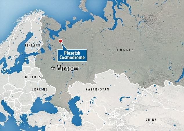Nga bí mật phóng vệ tinh lên quỹ đạo từ vùng Cực lạnh lẽo - 2