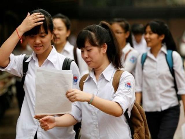 Hà Nội công bố điểm chuẩn lớp 10 công lập cao nhất 55,5 điểm