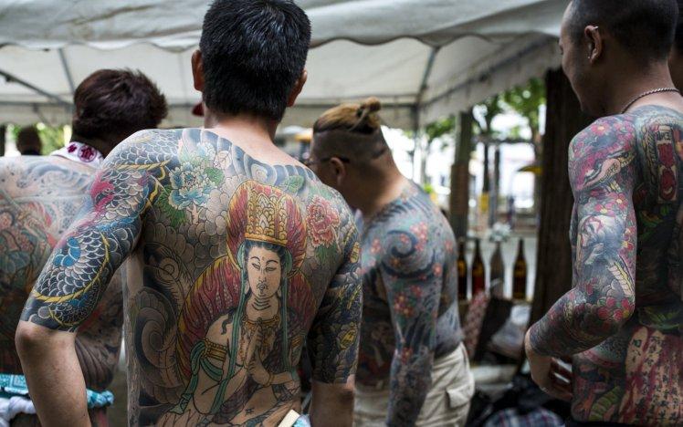 Mafia Nhật Bản muốn mở dịch vụ vệ sĩ khắp Đông Nam Á - 2
