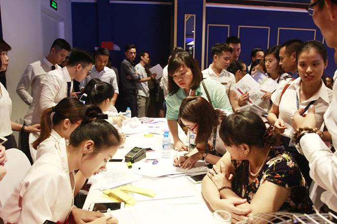 Hơn 500 khách hàng tham dự Lễ ra mắt dự án The K – Park - 3