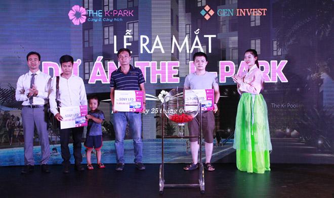 Hơn 500 khách hàng tham dự Lễ ra mắt dự án The K – Park - 6