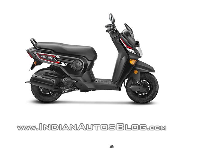 So sánh Honda Cliq và Honda Navi
