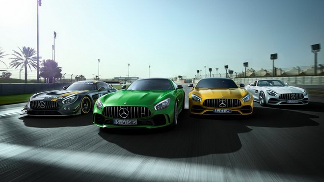 Mercedes-Benz Fascination 2017 sắp diễn ra ở Hà Nội - 2