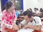 Chấm thi THPT Quốc gia 2017:  ' Nội bất xuất, ngoại bất nhập '