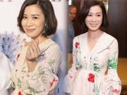 Thời trang - Á hậu giàu nhất Hồng Kông 42 tuổi vẫn chăn đơn gối chiếc
