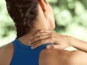 Sức khỏe đời sống - 6 bài tập đơn giản giảm ngay chứng đau cổ