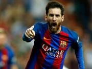 Trắc nghiệm bóng đá: Huyền thoại Messi và những bí mật độc đáo