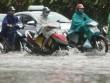 Mưa to từ đêm nay, Hà Nội nguy cơ ngập lụt nhiều nơi