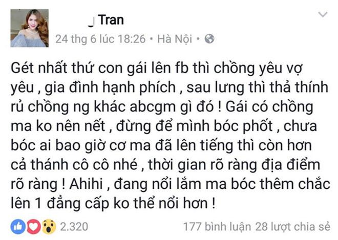 """Vụ Bảo Thanh bị tố """"thả thính"""" Việt Anh: Người trong cuộc lên tiếng - 2"""