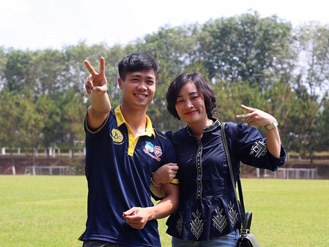 Siêu phẩm đẹp nhất V15 V-League: Thanh Trung đọ tài cựu sao PSG - 1