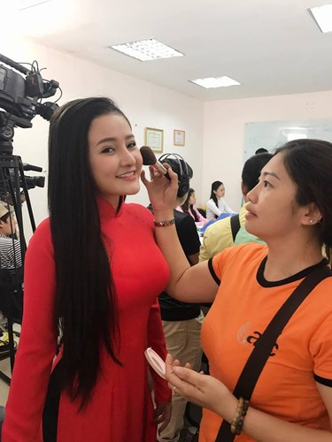 Dù cố ăn mặc kín đáo nhưng Ngân 98, Kaity Nguyễn vẫn lọt top đào tiên siêu hot - 3