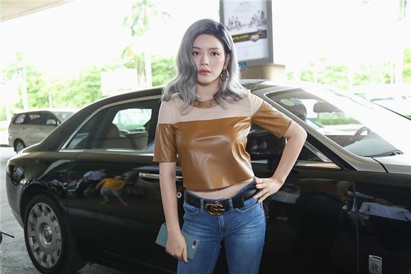 Dù cố ăn mặc kín đáo nhưng Ngân 98, Kaity Nguyễn vẫn lọt top đào tiên siêu hot - 11