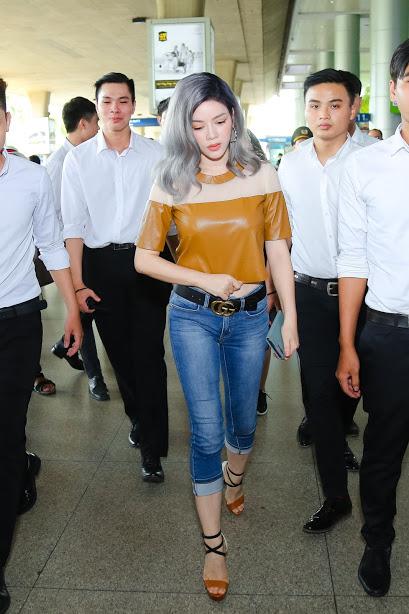 Dù cố ăn mặc kín đáo nhưng Ngân 98, Kaity Nguyễn vẫn lọt top đào tiên siêu hot - 12