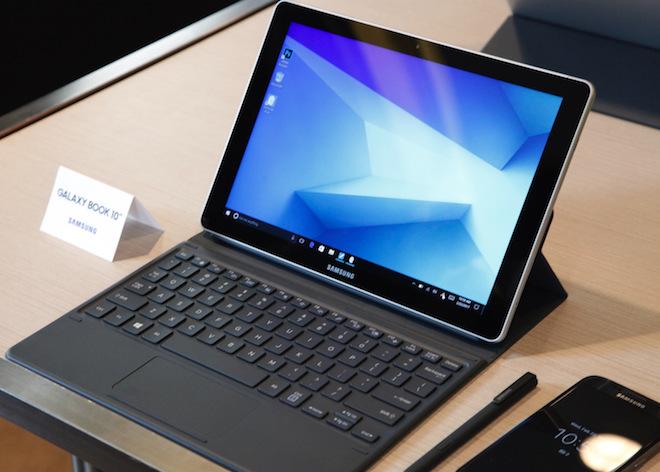Đánh giá máy tính lai Galaxy Book 10,6-inches chạy Windows 10 - 1