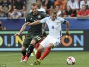 """U21 Anh - U21 Đức: 4 bàn  & amp;  """" đấu súng """"  nghẹt thở (BK U21 châu Âu)"""