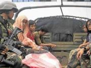 Thế giới - Khủng bố IS ở Philippines bắt phụ nữ làm nô lệ tình dục