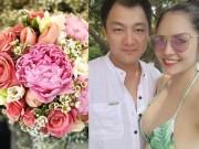Cuộc sống sang giàu của người đẹp được chồng tặng hoa 3 triệu/ngày