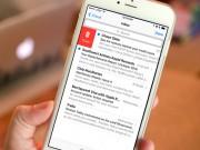 Thủ thuật iOS: Cách xóa nhanh email bằng thao tác vuốt