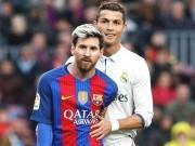 Bóng đá - Sinh nhật Messi, Ronaldo bị làm giả lời chúc mừng