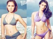 Thời trang - Thí sinh Hoa hậu Chuyển giới Thái 2017 sexy hết phần thiên hạ