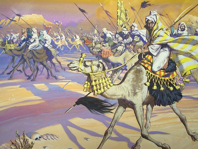 Cuộc đánh chiếm thần tốc của quân Hồi giáo khiến châu Âu run sợ - 6