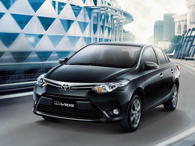 Toyota Vios ở Việt Nam giảm giá mạnh 70 triệu đồng