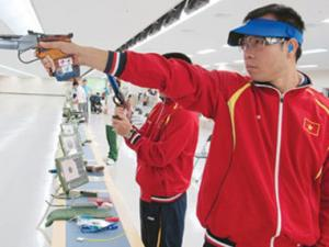 Bắn súng SEA Games 29